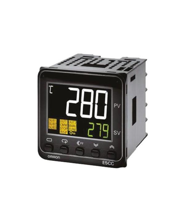 Đồng hồ điều khiển nhiệt độ E5CC-QX2ASM-800 Omron