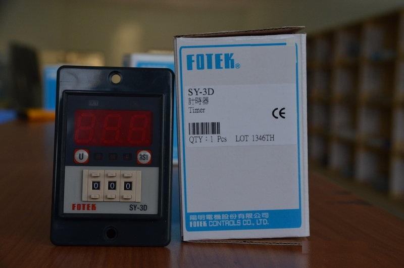 Timer 8 chân tròn ( 220 AC ) SY-3D FOTEK
