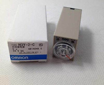 Relay thời gian 30s_220v + đế H3Y-2-C 30S Omron